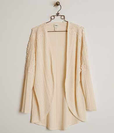 Daytrip Ribbed Cardigan Sweater