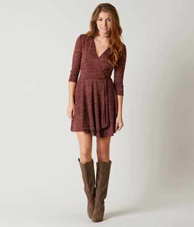 Eyeshadow Knit Dress