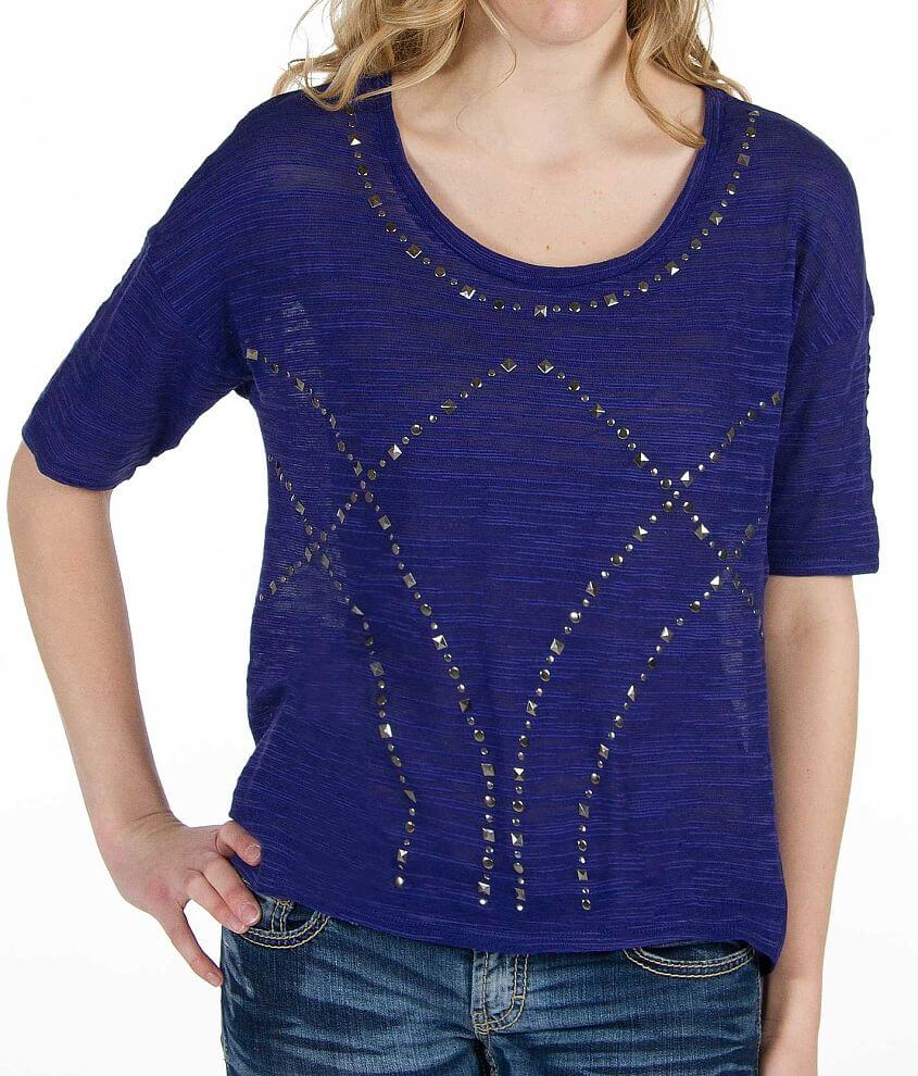 Daytrip Studded Top front view
