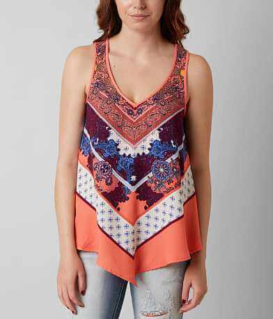 Daytrip Printed Tank Top