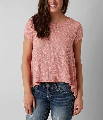 Eyeshadow Trapeze Top
