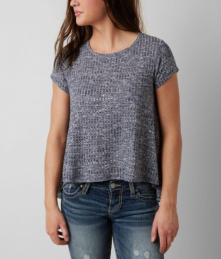 Eyeshadow Trapeze Top front view
