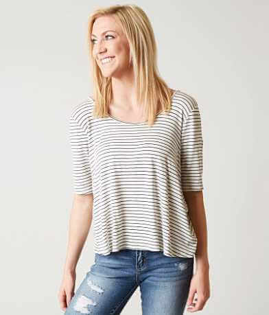 Eyeshadow Striped Top
