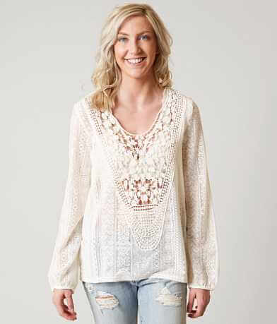Eyeshadow Lace Top