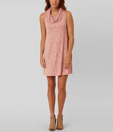 Daytrip Cowl Neck Dress