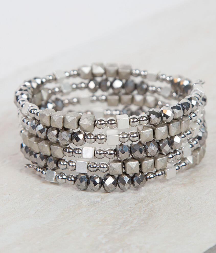 BKE Beaded Bracelet front view