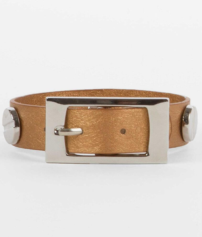 BKE Metallic Bracelet front view