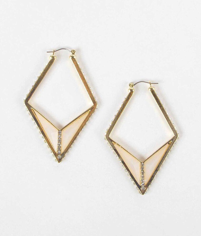 Daytrip Glitz Diamond Earring front view