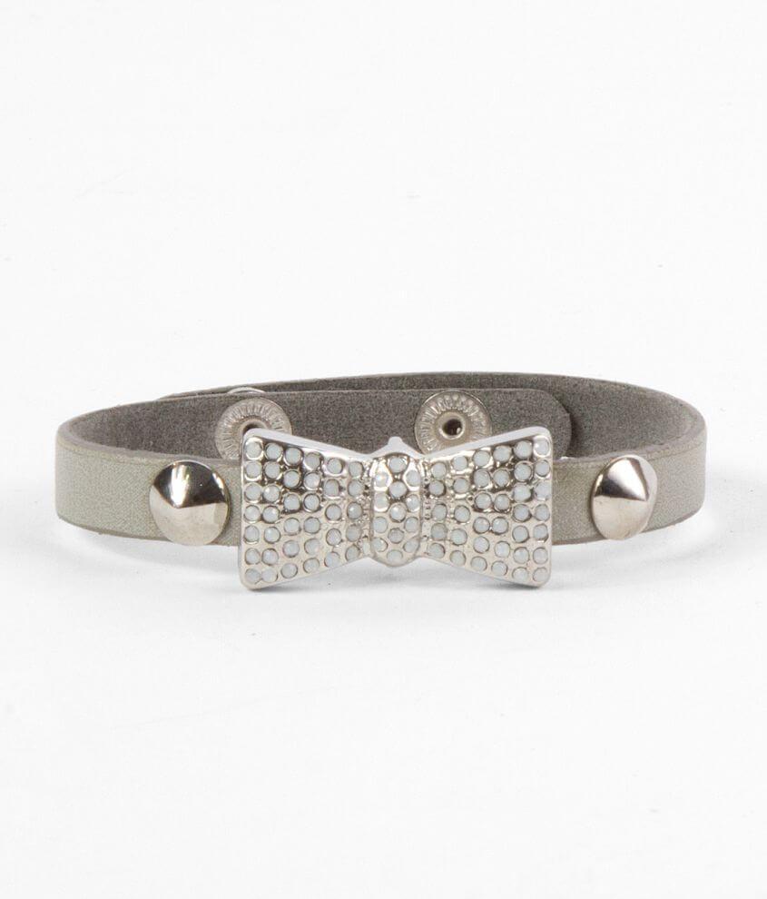 BKE Bow Bracelet front view