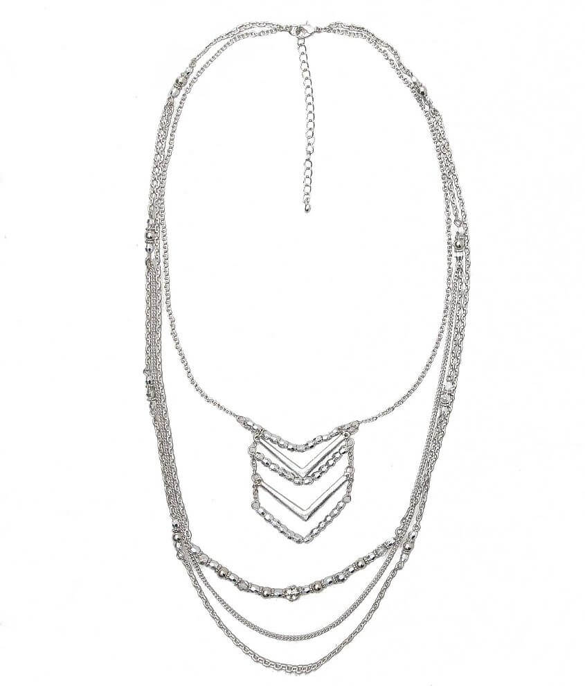 Daytrip Tiered Necklace front view