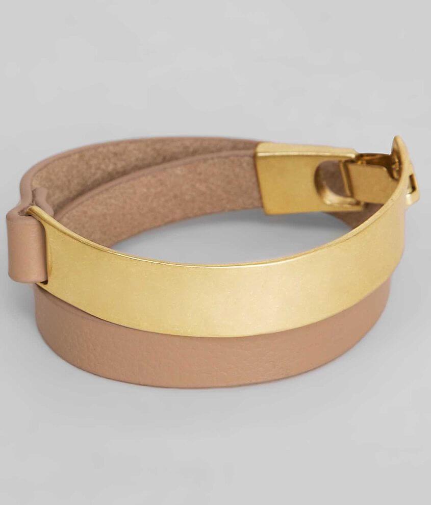 BKE Metal Bracelet front view