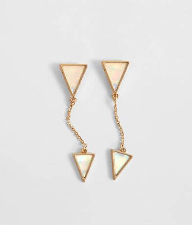 BKE Triangle Earring