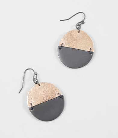 BKE Color Block Earring