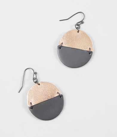 BKE Color Block Earring