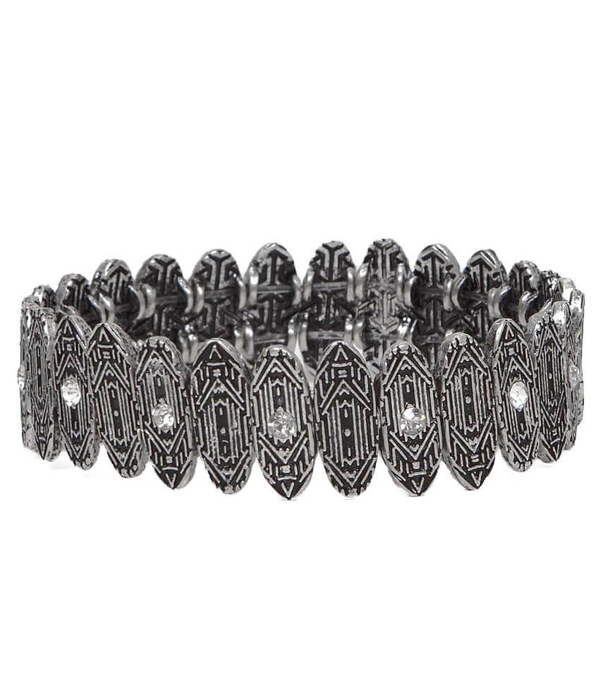 Daytrip Embossed Bracelet front view