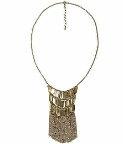 Daytrip Fringe Necklace