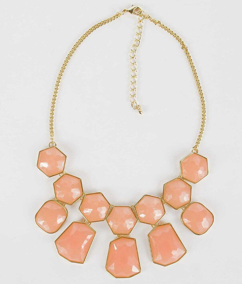 BKE Statement Necklace front view