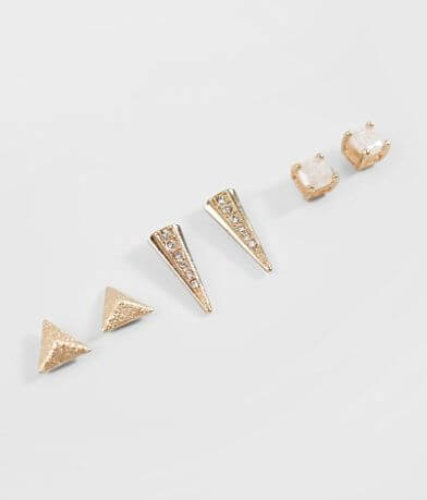 BKE Geometric Earring Set