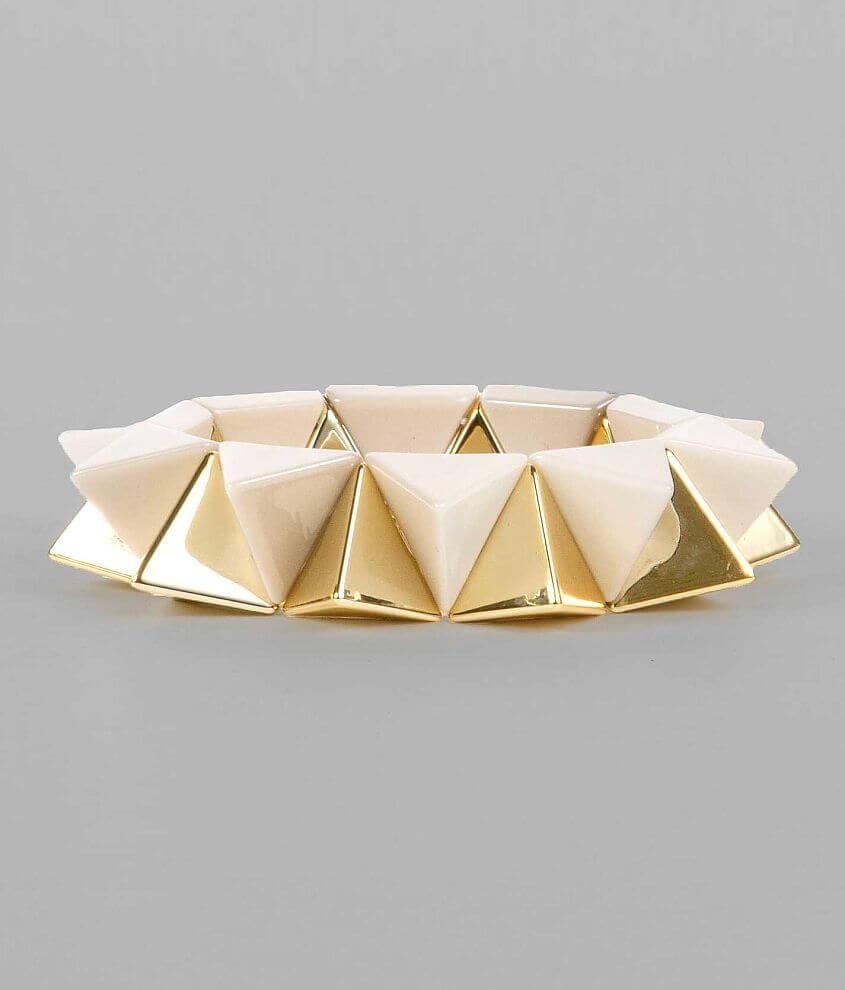 Daytrip Pyramid Bracelet front view