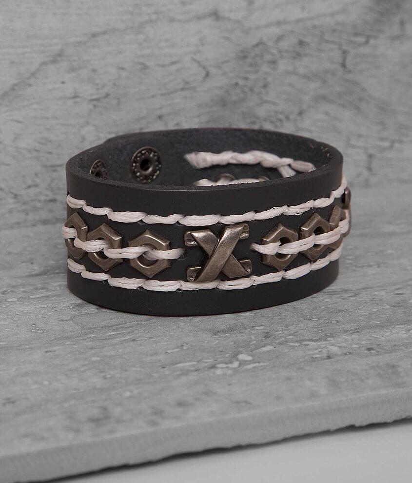 BKE Gent Cuff Bracelet front view