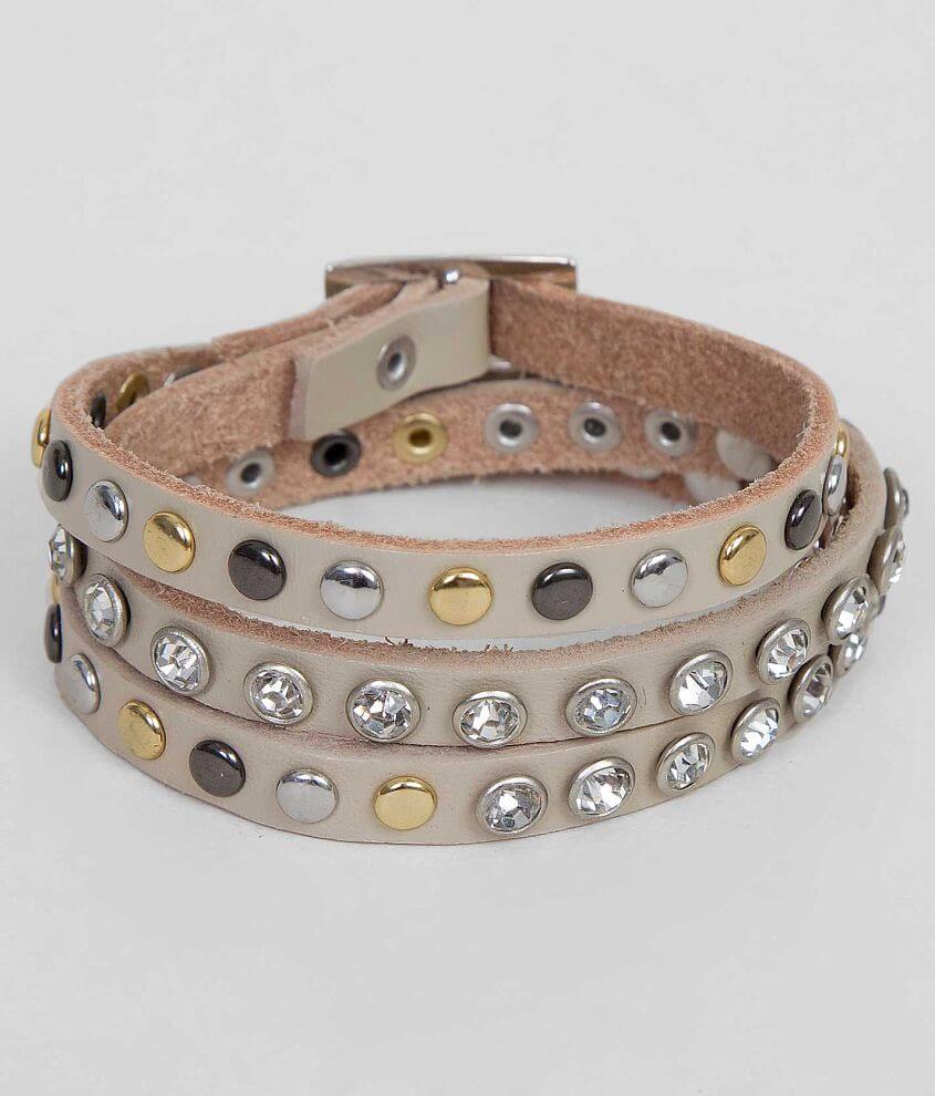 BKE Wrap Bracelet front view