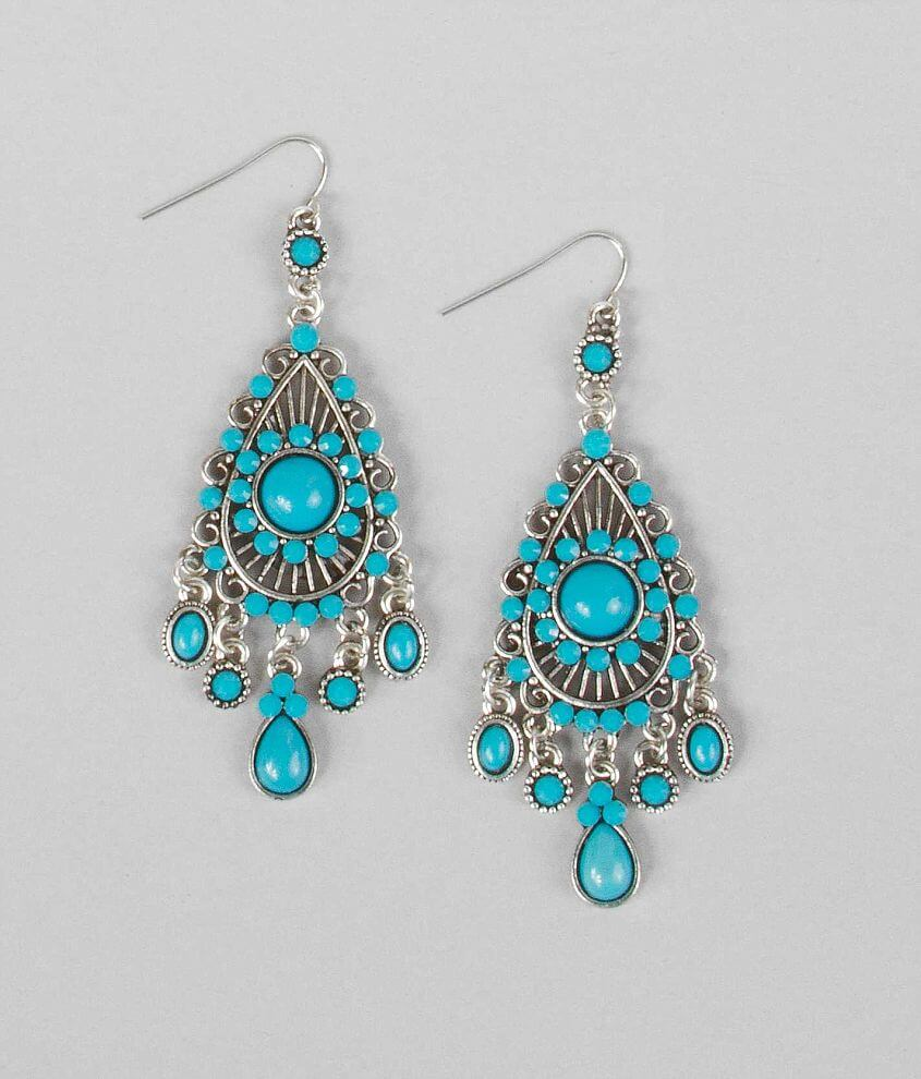 Daytrip Stone Earring front view