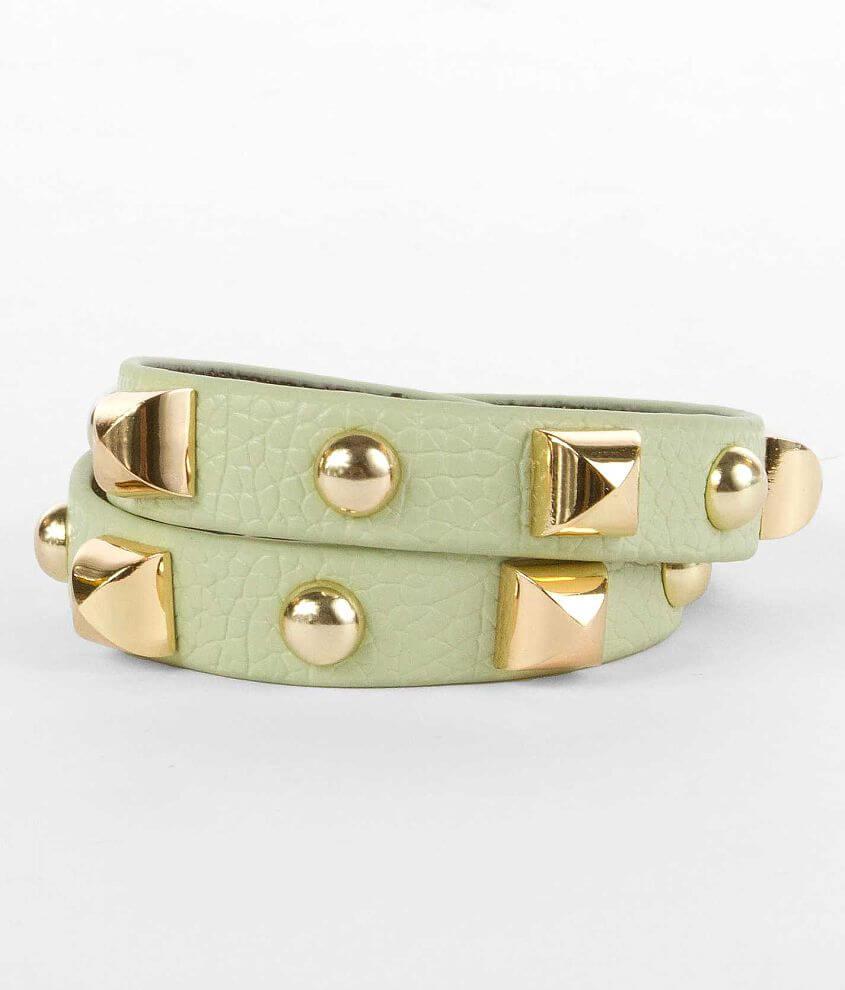 Daytrip Studded Cuff Bracelet front view
