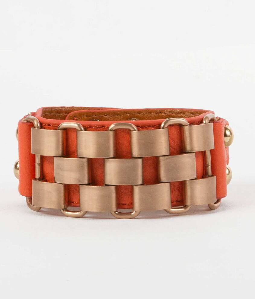 BKE Snap Cuff Bracelet front view