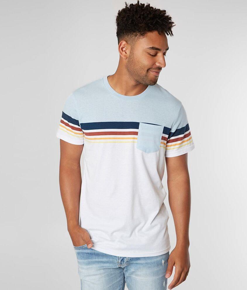 Seven Tides Sunrise T-Shirt front view