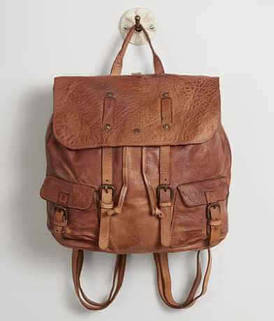 Civico 9 Leather Backpack