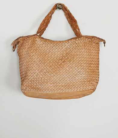 Civico 9 Weaved Leather Purse