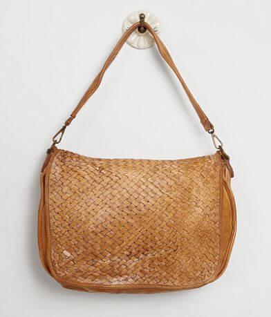 Straw Studios Leather Messenger Bag
