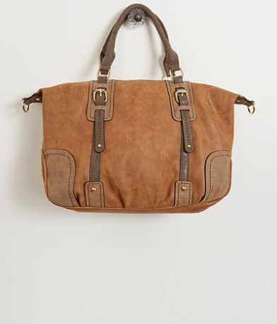 Straw Studios Faux Leather Purse