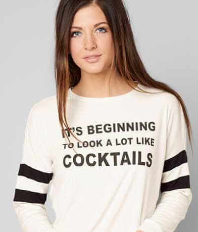 twine & stark Cocktails Sweatshirt
