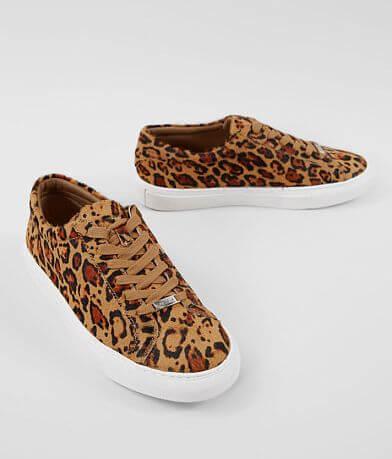 J/Slides Lacee Leopard Print Shoe