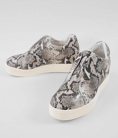 J/Slides Starr Leather Wedge Sneaker