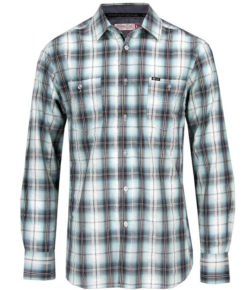 Sovereign Code Boshart Button Front Shirt front view