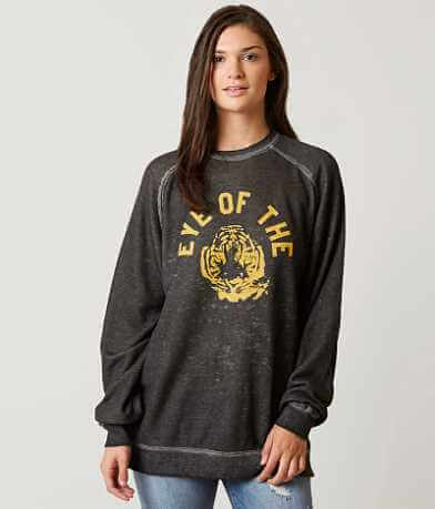 Sub Urban Riot Eye of The Tiger Sweatshirt