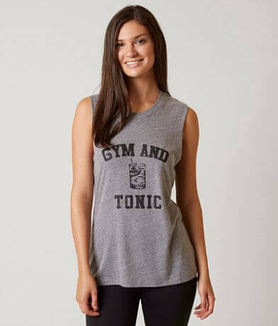 Sub Urban Riot Gym & Tonic Tank Top