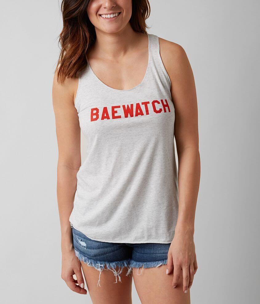 Sub Urban Riot Baewatch Tank Top front view