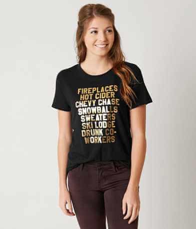 Sub Urban Riot Chevy Chase T-Shirt