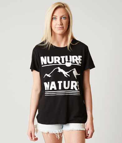 Sub Urban Riot Nurture Nature T-Shirt