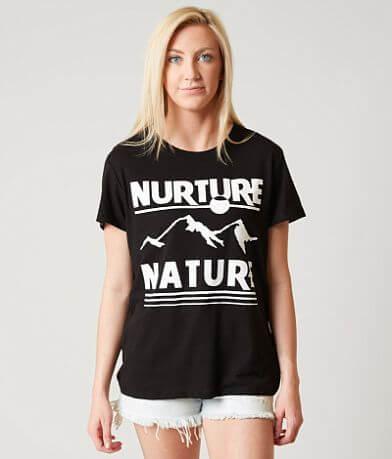Sub Urban Riot Nurture Nature T-Shirt