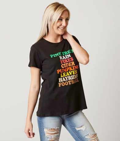 Sub Urban Riot Fall Awesome List T-Shirt