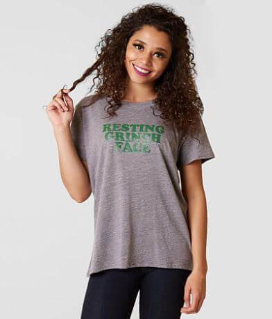 Sub Urban Riot Resting Grinch Face T-Shirt