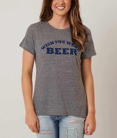 Sub Urban Riot Wish You Were Beer T-Shirt