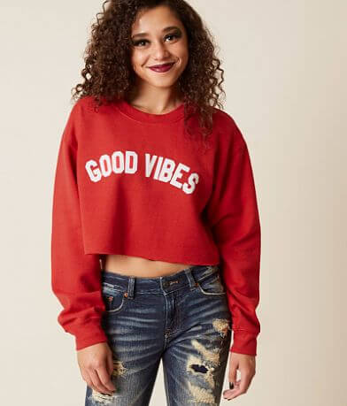 Sub Urban Riot Good Vibes Sweatshirt