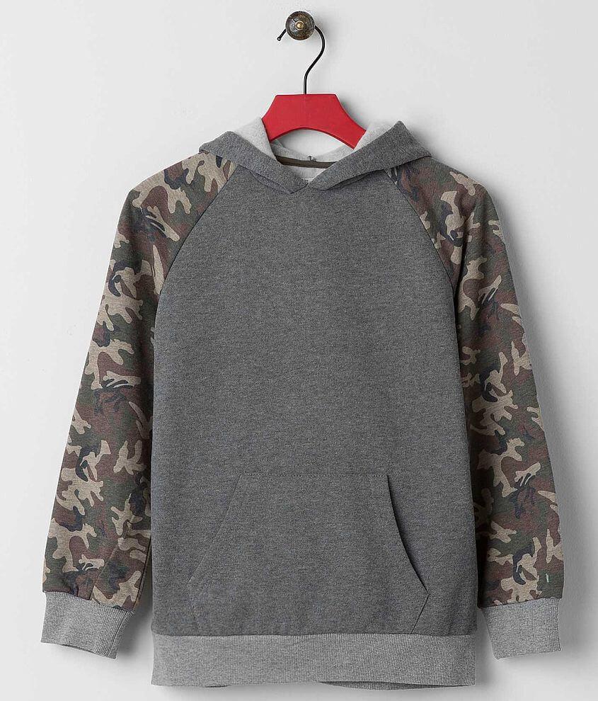 Boys - Sovereign Code Troop Sweatshirt front view