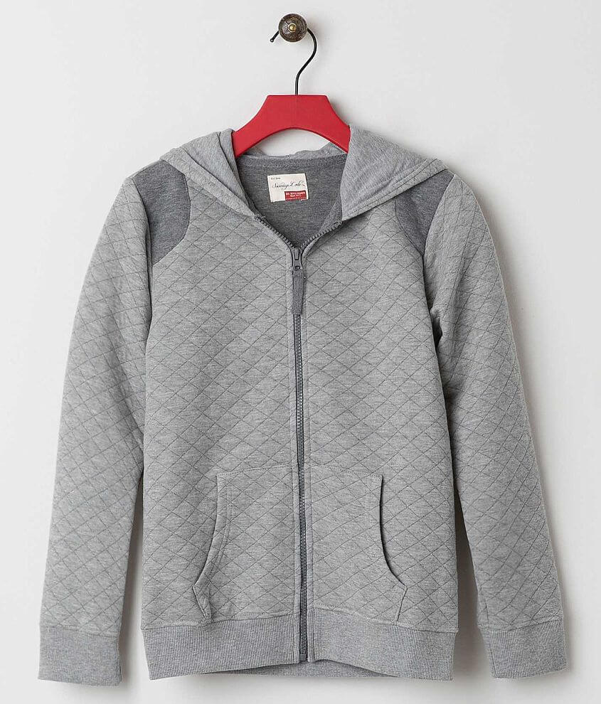 Boys - Sovereign Code Waterside Jacket front view