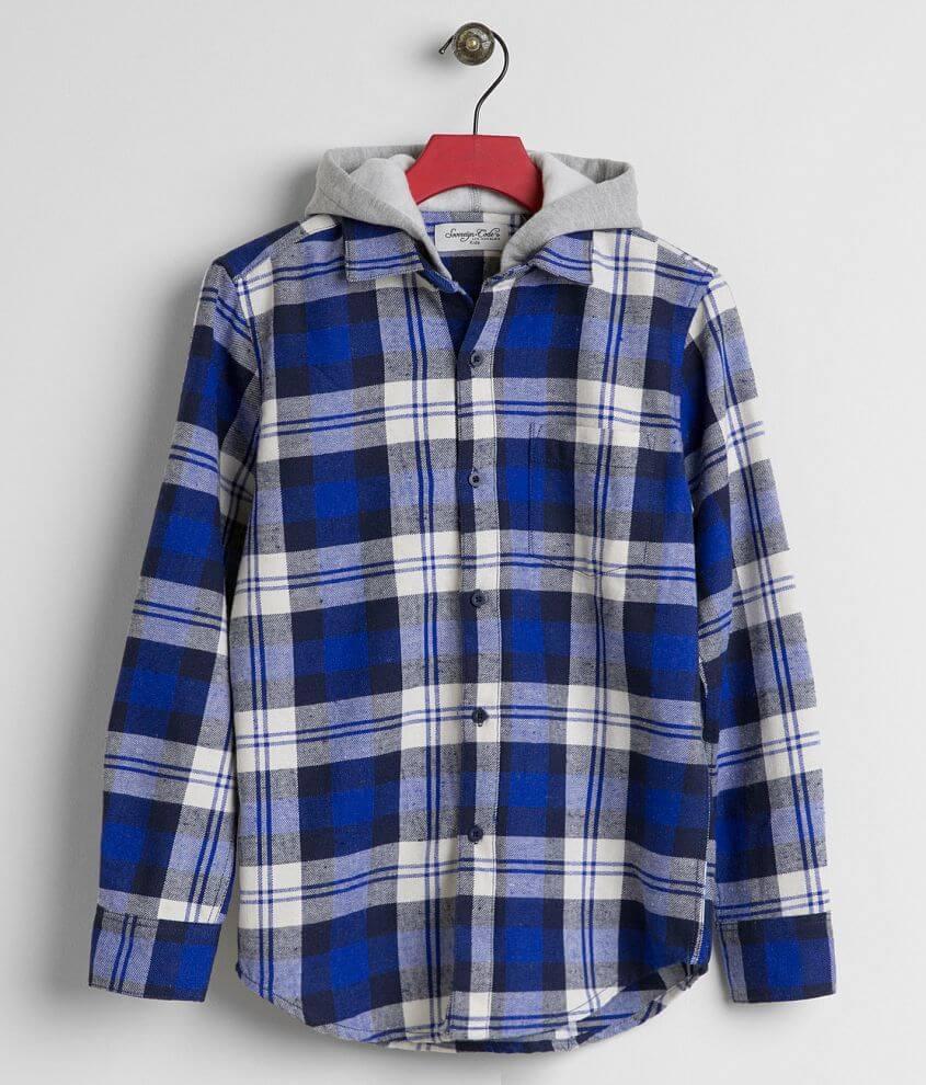 Boys - Sovereign Code Kyler Shirt front view